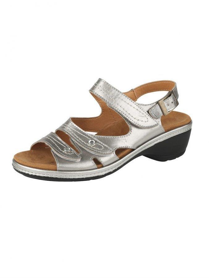 Aco Sandaalit Hopeanvärinen