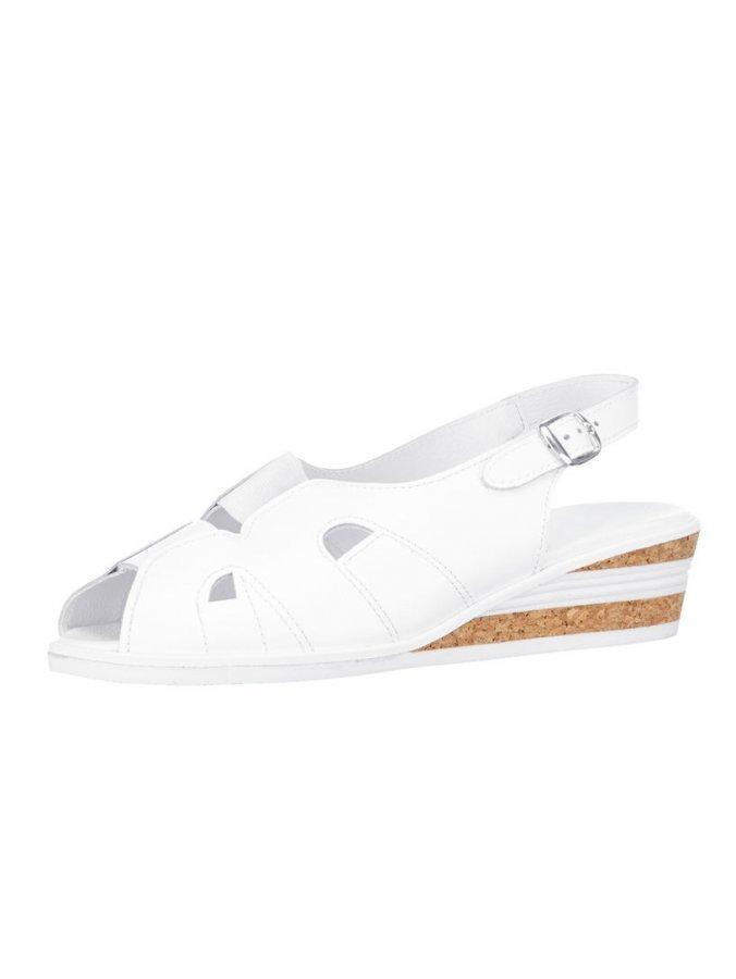 Aco Sandaalit Valkoinen