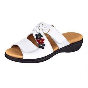Aco Sandaalit Valkoinen Sininen Punainen