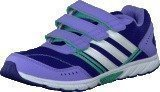 Adidas A-Faito Lt Cf K Amazon Purple/White/Vivid Mint