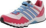 Adidas Adifaito K Run White Ftw/Blast Pink