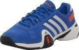 Adidas Adipower Barricade 8 Blue Beauty/Metallic Silver