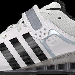 Adidas Adipower Painonnostokenkä Valkoinen