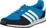 Adidas Adistar Racer J Blue/White