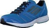 Adidas Adizero Ace 6 M Solar Blue/Carbon Met/White