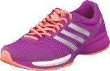 Adidas Adizero Ace 7 W Pink/White/Orange