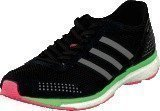 Adidas Adizero Adios Boost 2 W Black/Flash Red/Flash Green