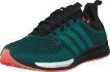 Adidas Adizero Feather Boost M Core Black/Eqt Green/White