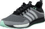 Adidas Adizero Feather Boost W Black/Frozen Green/Black