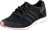 Adidas Adizero Feather Prime M Black/Dark Grey/Solar Red
