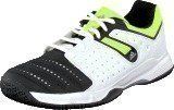 Adidas Court Stabil 12 Core Black/Silver Met/Yellow