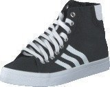 Adidas Courtvantage Mid Black/White/Metallic Silver