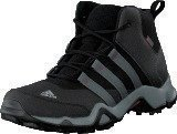 Adidas Cw Ax2 Beta Mid K Core Black/Vista Grey/Scarlet