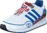 Adidas DZ.Disney Cars 2 CF C R Runwth/priblu/LGSTLA
