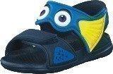 Adidas Disney Akwah 9 I Mineral Blue/Blue/Yellow