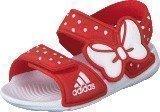 Adidas Disney Akwah 9 I Vivid Red S13/Ftwr White