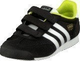 Adidas Dragon Cf C Black/White/Yellow
