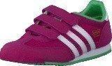 Adidas Dragon Cf C Bold Pink/White/Solo Mint-St