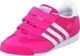Adidas Dragon Cf C Shock Pink S16/Ftwr White