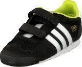 Adidas Dragon Cf I Black/White/Yellow