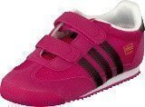 Adidas Dragon Cf I Bold Pink/Core Black/White