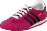Adidas Dragon J Bold Pink/Core Black/White