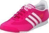 Adidas Dragon J Shock Pink S16/Ftwr White