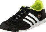 Adidas Dragon Jr Black/White/Yellow