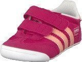 Adidas Dragon L2W Crib Pink/White