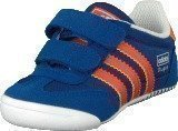 Adidas Dragon L2W Crib Royal/Orange/White