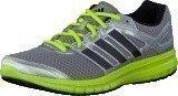 Adidas Duramo 6 M Mid Grey/Black/Solar Slime