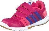 Adidas Essential Star 2 Cf K Pink/Blue/Super Pink