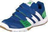 Adidas Essential Star 2 Cf K Royal/White/Green