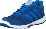Adidas Essential Star 2 K Eqt Blue/Shock Blue/Green Glow