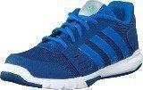 Adidas Essential Star 2 K Eqt Blue/Shock Blue/Green Glow
