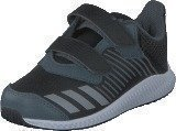 Adidas Fortarun Cf I Core Black/Silver Met./Onix