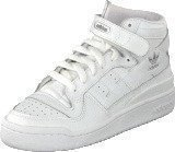 Adidas Forum Mid White / White / White