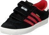Adidas Gazelle 2 Cf C Black/Red/Ftwr White