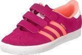 Adidas Gazelle 2 Cf C Bold Pink/Orange/Ftwr White