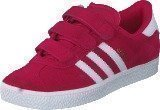 Adidas Gazelle 2 Cf C Bold Pink/White/Ftwr White