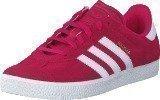 Adidas Gazelle 2 J Bold Pink/White/Ftwr White