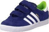 Adidas Gazelle Cf 2 C Dark Blue/Ftwr White/Gold Met.
