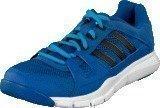 Adidas Gym Warrior Blue Beauty/Black/Solar Blue