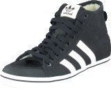 Adidas Honey Stripes Mid W Core Black/Chalk White/White