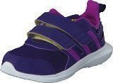 Adidas Hyperfast 2.0 Cf I Collegiate Purple/Purple/Slime