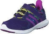 Adidas Hyperfast 2.0 El K Collegiate Purple/Purple/Slime