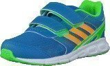 Adidas Hyperfast Cf I Blue/Neon Orange/Neon Green