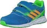 Adidas Hyperfast Cf I Blue/Neon Orange/Neon Green