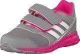 Adidas Hyperfast Cf I Light Onix/White/Solar Pink