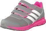 Adidas Hyperfast Cf K Light Onix/Core White/Pink